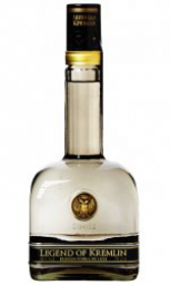 LEGEND OF KREMLIN PREMIUM RUSSIAN VODKA - ALK. 40% VOL. - 500ML